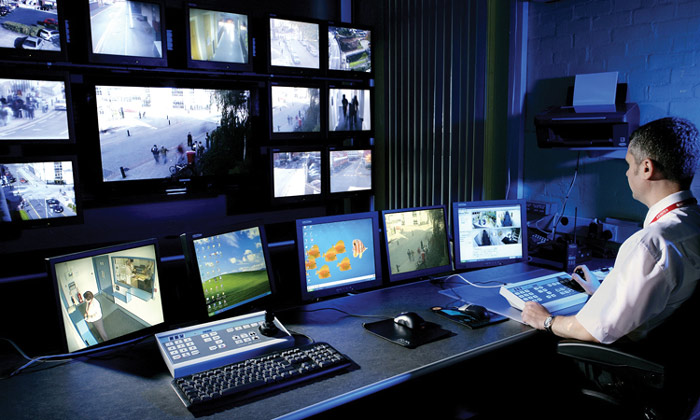 Управление видеонаблюдением через сайт / интернет