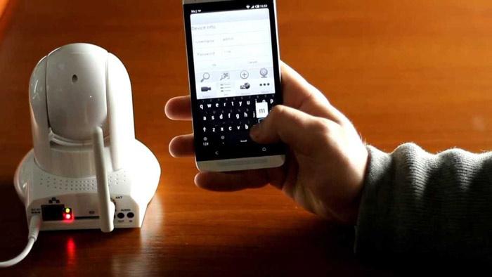 Управление видеонаблюдением через SMS оповещение