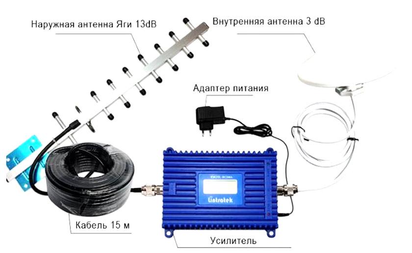 Усилитель 3G сигнала