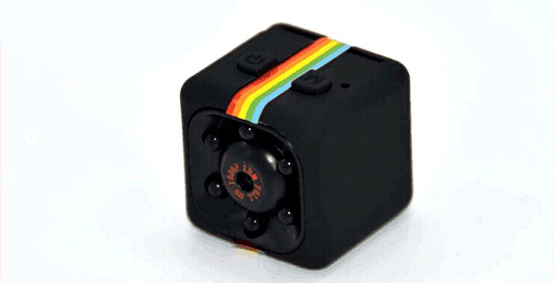 самая маленькая камера с аккамулятором