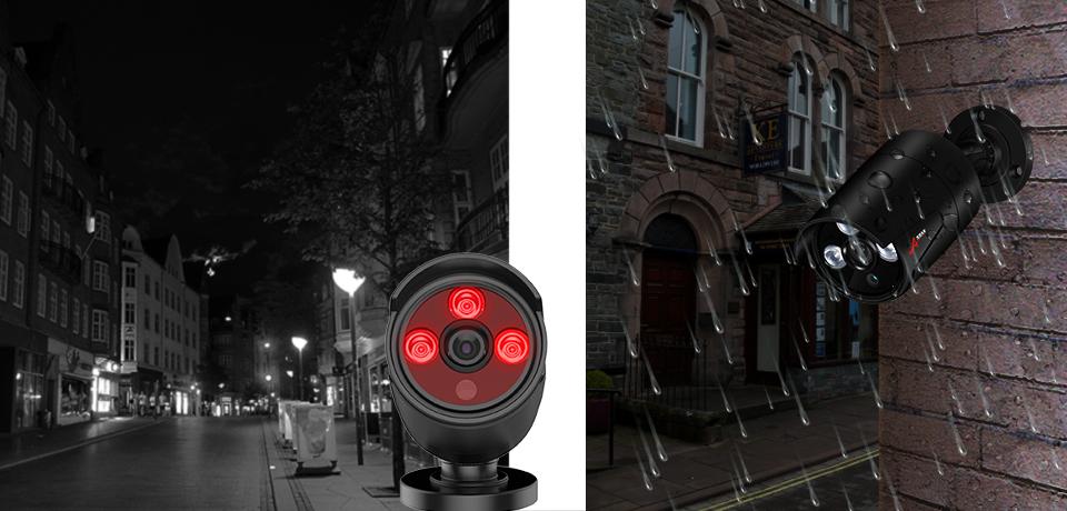 Ночные камеры слежения