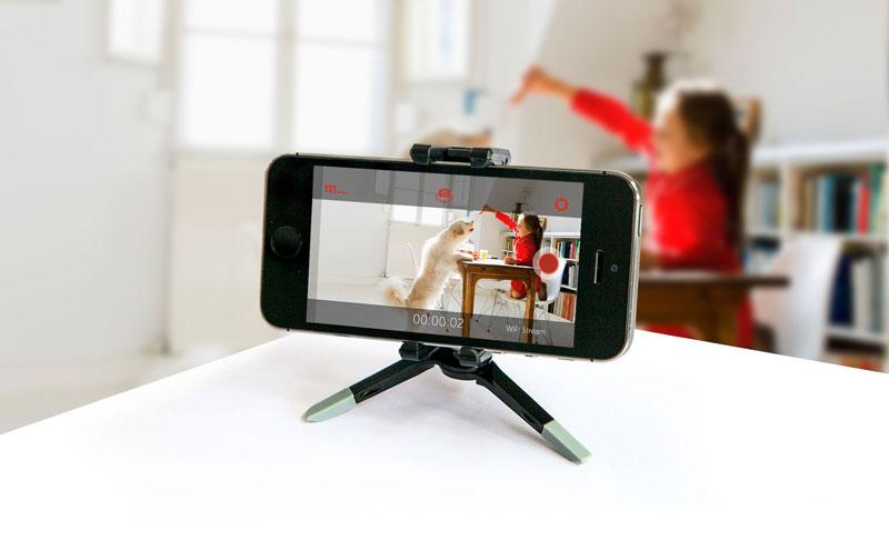 телефон как камера наблюдения