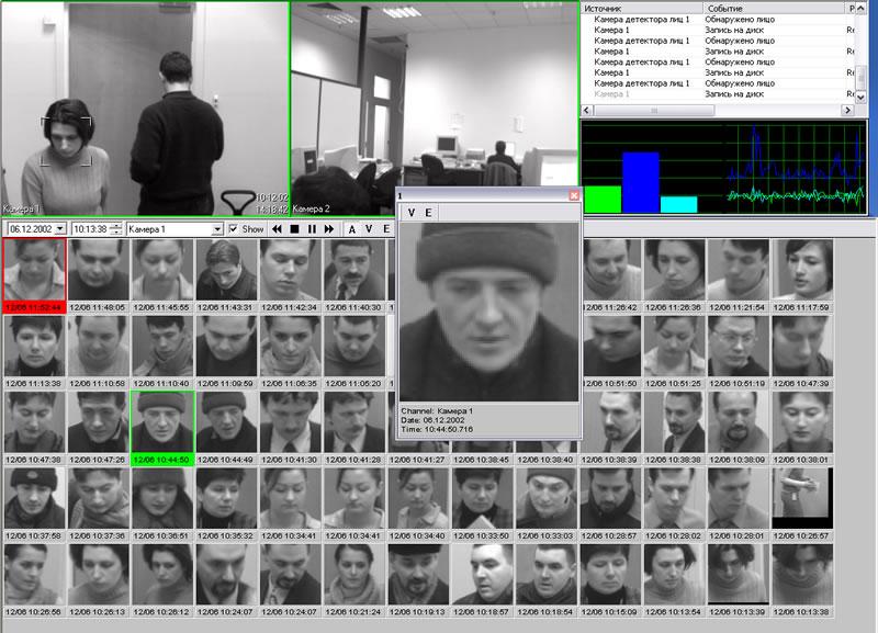 видеокамера фиксирует именно биометрические персональные данные