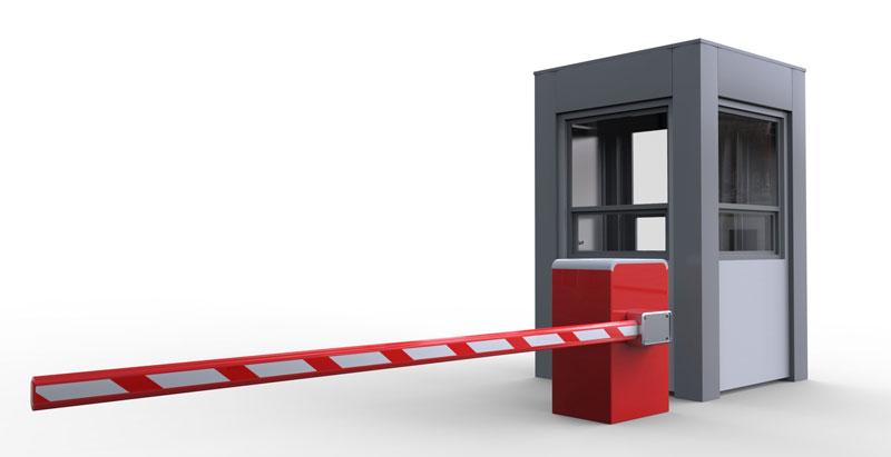 Установка устройств ограничения прохода и проезда на территорию объекта подразумевает монтаж автоматических турникетов и шлагбаумов, а также видеокамер, информация с которых поступает на серверы