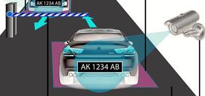 Система распознавания номерных знаков автомобиля