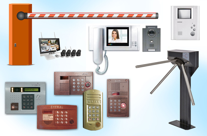 система контроля и управления доступом
