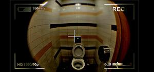 Камера в туалете торгового центра